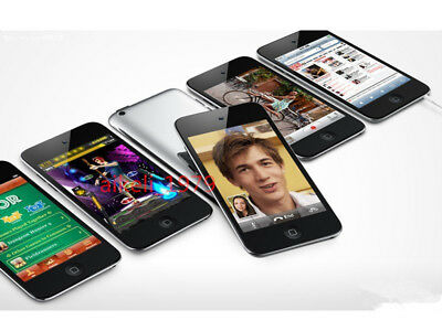 ipod touch 4th Gen 8GB//16GB//32GB//64GB Black//White MP3 Player--Warrany-Retail Box