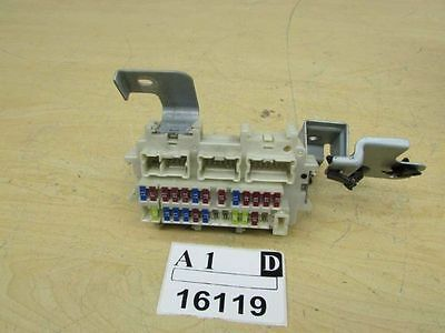 2008-2013 Infiniti G37 sedan dash instrument panel fuse box relay junction block 4