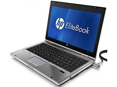 Notebook Laptop HP EliteBook  2570P Core i5 3 Generation 4GB 500GB DVDRW Win 10 4