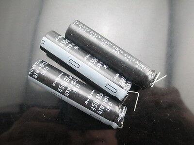 10pcs RUBYCON CXW 450V 100UF long life electrolytic Capacitor 105℃ 18X30mm