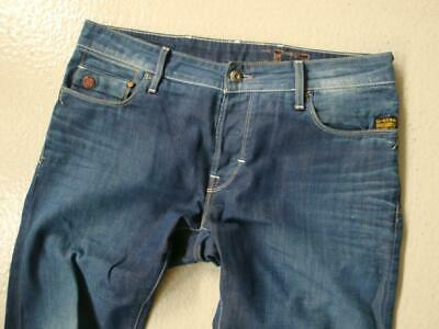 GS19 018: G STAR RAW Jeans 5204 GS01 Heller Low Straight Gr
