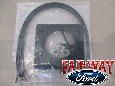 17 THRU 19 Super Duty F250 F350 F450 F550 OEM Ford In Bed Trailer Wiring F Trailer Wiring Harness on