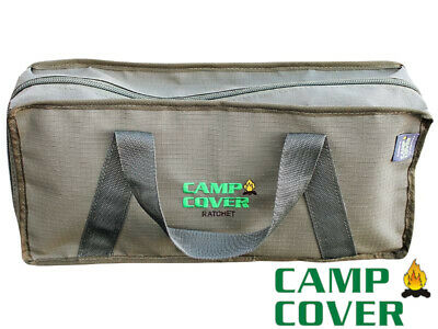 Camp Cover Ratchet Bag - Khaki Ripstop - CCM008-A 2