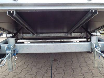 1300kg kippbarer Multitransporter 295x160cm, PKW Anhänger, Neu n. gebraucht 8