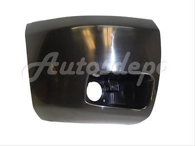 FOR 07 08 09 SILVERADO 1500 BUMPER EXT CAP FOG LIGHT 3P LH