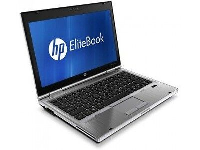 Notebook Laptop HP EliteBook  2570P Core i5 3 Generation 4GB 500GB DVDRW Win 10 8