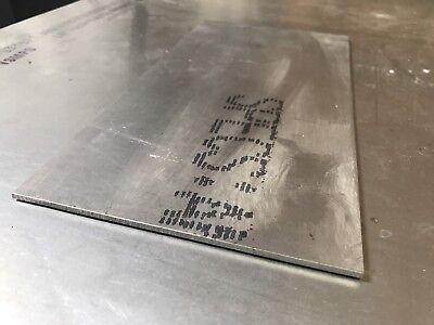 "1/16"" - Titanium Plate 6AL4V 6"" x 12"" x .063"" 3"