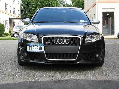 FRONT BUMPER TOW Hook License Plate Mount Bracket For Audi A4 S4 A5 ...