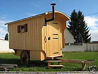 Schäferwagen, Zirkuswagen, Wohnwagen, Waldkindergarten, Gartenhaus, Ferienhaus 5