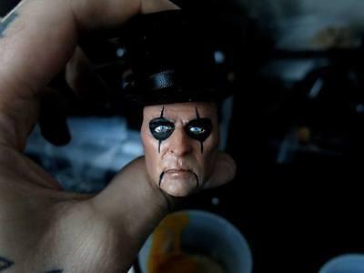 Pupils for 1//6 Action Figures 1//6 Custom Waterslide Decals Brown Eye Iris