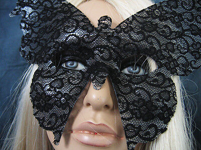 Maske PAPILLON, Sex Appeal, Moulin Rouge, Spitze, Cosplay, Shades of Grey,Gothic 2