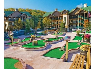 Sevierville, TN, Wyndham Smoky Mountains, 3 Bedroom Deluxe, 10 - 17 August 2019 10