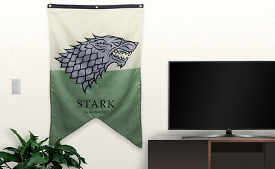 Game of Thrones Stark Banner Flag 30 x 50 inches 2