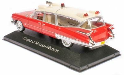 Ambulance Cadillac Superior Miller Meteor 1959 1//43 7495002