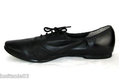 Lacets Noir Tres Etat Bon 39 Derbies Cuir Tout Accessoire Chaussures WbIeDH2YE9
