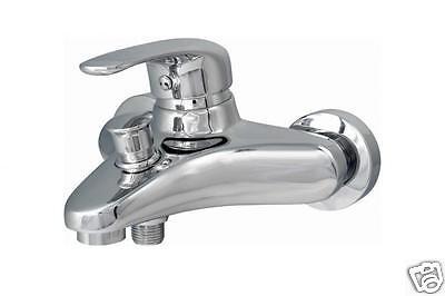 Design Wannenfüller  Bad Badezimmer Wasserhahn Chrom Badewanne Armatur DO04