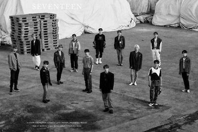 Seventeen - [An Ode] 3rd Album CD+Poster+PhotoBook+Mini Book+Card+Pre-Order+Gift 3
