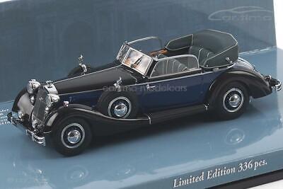 Horch 853 a Sport Cabriolet 1938 limitado a 336 St Minichamps 1:43 OVP nuevo