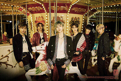 NCT DREAM RELOAD 4th Mini Album CD+POSTER+Book+F.Poster(On)+2Card+GIFT 3