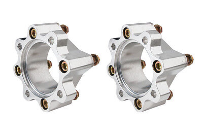 "Kawasaki KFX 700   2/""  Wheel Spacers  1 Pair=4/"" Add Width  Alba Racing  4//136-10"