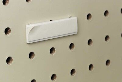 Pegboard/Slatwall Sign Holder Adapters-AdhesivePlate Retail Sign Holders  50 PCS 2