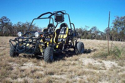 Spare Parts Rear Axle Wheel Hub Joyner MADMAX 250 Go Kart, Dune Buggy 4