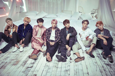 BTS [WINGS] 2nd Album CD+POSTER+96p Photo Book+1p Photo Card K-POP SEALED 3