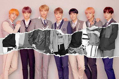 BTS [LOVE YOURSELF 結 ANSWER] Album 2CD+POSTER+2P.Book+Card+Sticker+GIFT SEALED 9