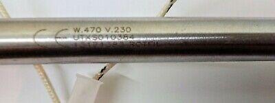 Resistenza Stufa Pellets 28cm 470W 12,5cm Edilkamin 2