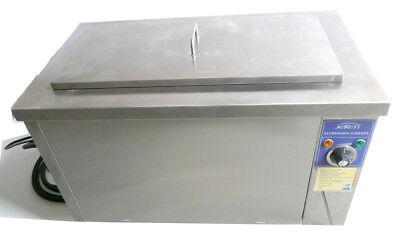 AUBYTEC® 58Liter Industrie-Ultraschall-Bad 65x30x30cm 4800W Mwst ausw. ab Lager 2