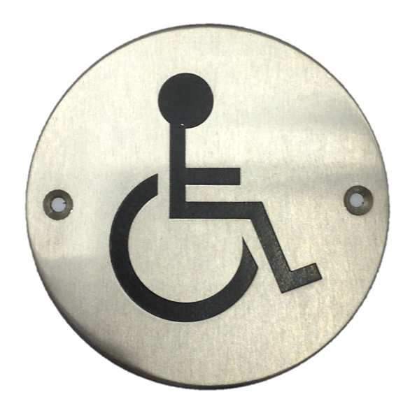 """Facilities Door Sign, Toilet, WC, Fire, Male, Female, Disabled, Shower, Baby, 3"""" 5"""