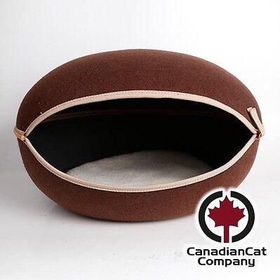 Das Katzennest der Canadian Cat Company - Katzenbett, Katzenhöhle, Katzenkorb 4