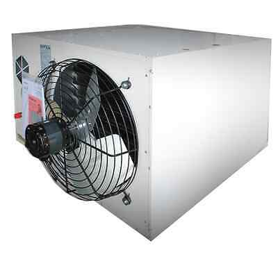 Reznor udap45 garage heater 83 efficient new for How much to install a garage heater