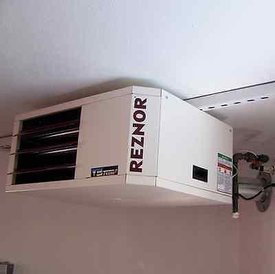 Reznor Garage Heater >> Reznor Udap60 60 000btu Garage Heater 83 Efficient New In Box