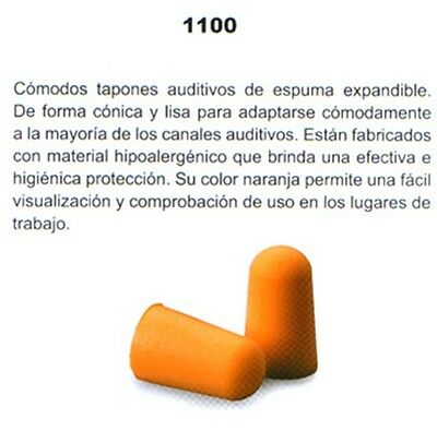 20 30 40 TAPONES OIDOS 3M LOTES DE 10 15 o 20 PARES SIN RUIDO DORMIR +ADAPTABLES 9