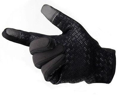 Wasserdicht Thermo Winter Handschuhe Finger Touch klappbar Sport Warm Gloves -DE 4