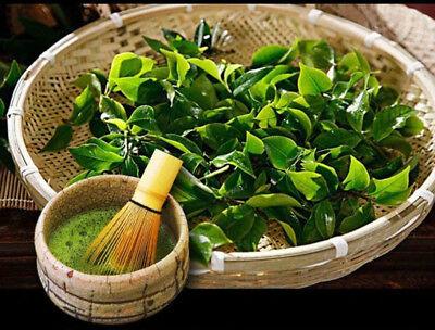 100g  Japonais Thé Vert Poudre de Matcha Thé Minceur Biologique 100% Naturel 抹茶粉 11