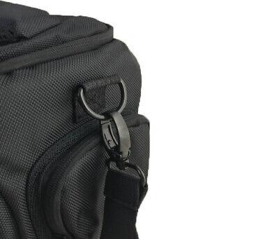 Large DSLR Camera Bag Case For Canon Eos 80D 100D 750D 700D 1200D 1300D (Black) 4