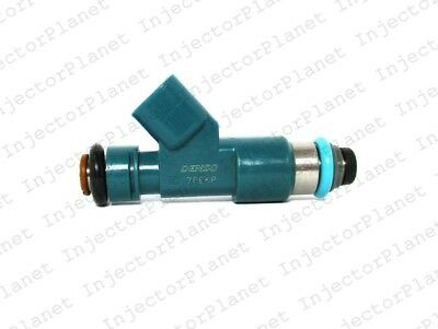 Set of 6 Denso 0250 fuel Injector Volvo 2008-2010 V70 30777501 6G9N-AB