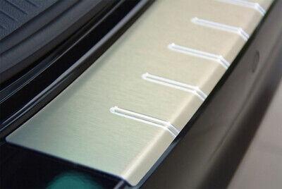 Ladekantenschutz für PEUGEOT RIFTER 3D Carbon Sicken Abkantung AluNox®