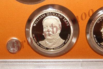 United States Mint 2014-S Presidental $1 Coins Set w//Box /& COA