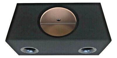 Sub Enclosure Box for 1 JL Audio 13w7 13 W7 Subwoofer 34.6 hz Recessed Ported