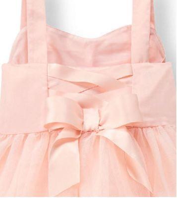 NWT Janie /& Jack PRIMA BALLERINA18 24 M 6 Tulle Dress $109 Ballet Blush Pink