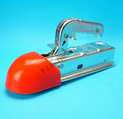 ALKO Security Ball with Hitch Lock & Soft Dock Protector for Coupling Hitch AK7 3