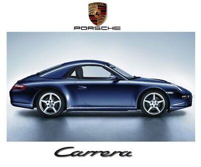 Angepasst Hardtop Schutztasche 007 Porsche 911 996 997 Cabrio