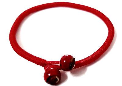 Pulsera hilo rojo Budista Tibetana  De La Suerte,  Para Protección 2