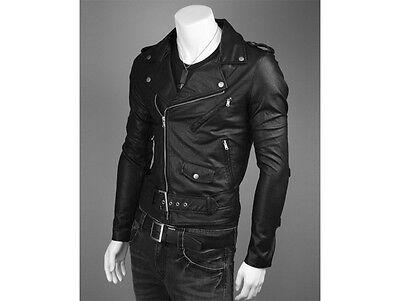 newest e4997 304bb Uomo: abbigliamento · Pronta Consegna · Chiodo Giacca ...