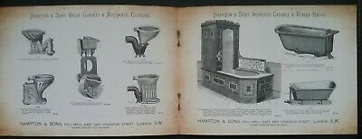 Victorian House Furnishings Designs Catalogue **(See Description For Details)** 5