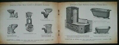 Victorian House Furnishings Designs Catalogue  **(See Description For Details)** 2