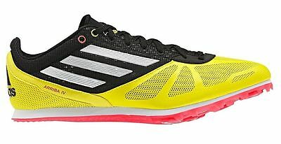 official photos da4d2 4214a Adidas Arriba IV 4 m Track Field Shoes wSpikes Sz Mens